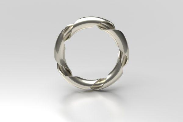 Hong Kong steel bracelet